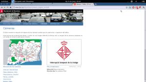 Urquinaona / Via Laietana, 18:40h. (click per veure a mida original)