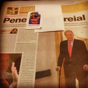 El Periódico d'avui...